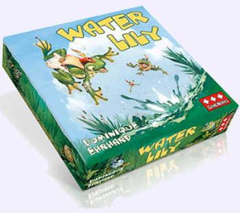 Water Lily | Ehrhard, Dominique (1958-....). Auteur