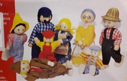 Famille paysanne  