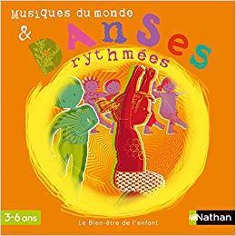 Musiques du monde & danses rythmées : apprentissage du temps, de la mesure et de l'espace : guide pédagogique / Gilles Diederichs | Diederichs, Gilles. Auteur