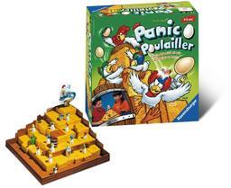 PANIC AU POULAILLER |