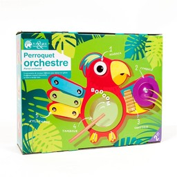 Perroquet orchestre |