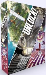 Unlock ! Escape Adventures | Demaegd, Cyril. Auteur