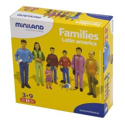 La famille d'amerique latine  
