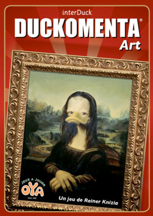 Duckomenta art |