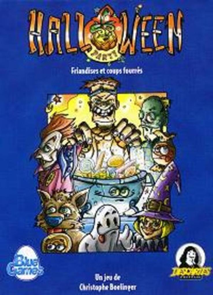 Halloween party |