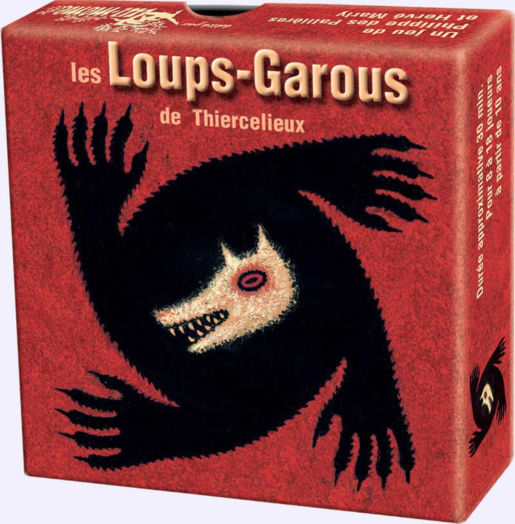 LOUPS GAROUS (LES)  