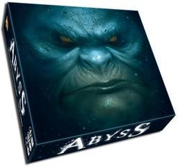 Abyss / Un jeu de Bruno Cathala et Charles Chevallier   Cathala, Bruno. Auteur