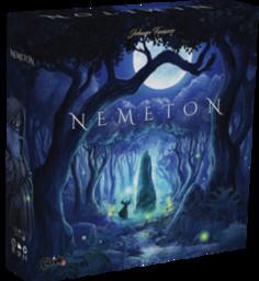 Nemeton | Favazzo, Johann. Auteur