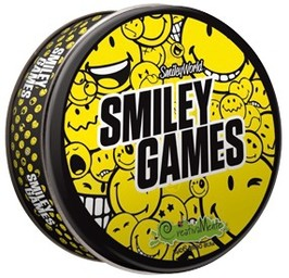 SMILEY GAMES | Pessi, Emanuele. Auteur
