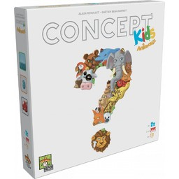Concept Kids : Animaux | Beaujannot, Gaëtan. Auteur