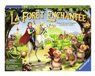 La forêt enchantée | Randolph, Alex. Auteur