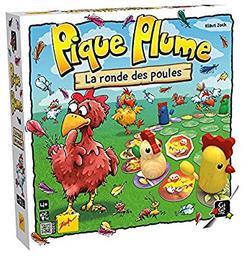 Pique Plume : la ronde des poules | Zoch, Klaus. Auteur
