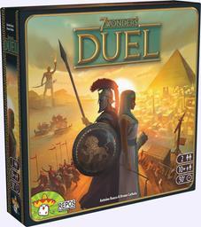 7 Wonders duel   Bauza, Antoine. Auteur