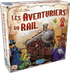 Les Aventuriers du Rail : Allemagne | Moon, Alan R.. Auteur