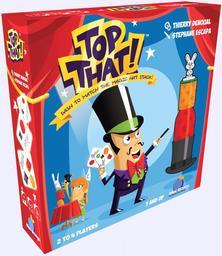 Top that ! | Denoual, Thierry - Créateur de jeu co-fondateur de blue orange