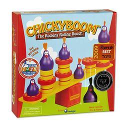 Chykiboom | Denoual, Thierry - Créateur de jeu co-fondateur de blue orange
