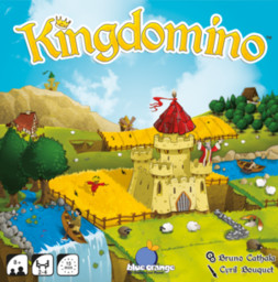 Kingdomino   Cathala, Bruno. Auteur