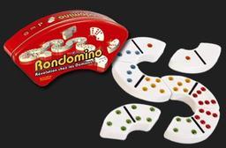 Rondomino | Denoual, Thierry - Créateur de jeu co-fondateur de blue orange
