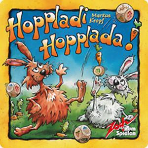 Hoppladi hopplada ! | Markus KROPF. Auteur