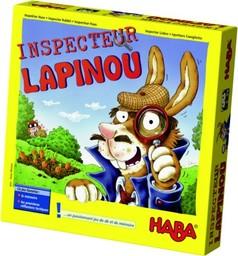 INSPECTEUR LAPINOU |
