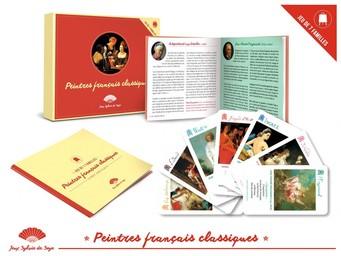 LOTO PEINTRES FRANCAIS CLASSIQUES  