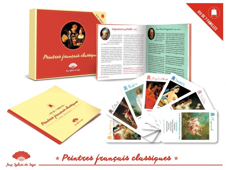 LOTO PEINTRES FRANCAIS CLASSIQUES |