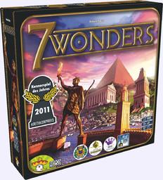 7 wonders / Antoine Bauza | Bauza, Antoine (1978-....). Auteur