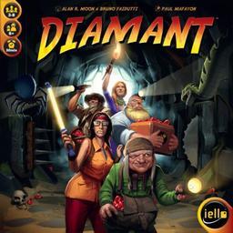 Diamant | Moon, Alan R.. Auteur