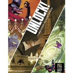 Unlock ! : Tmeless adventure   Demaegd, Cyril