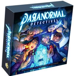 Paranormal Detectives |