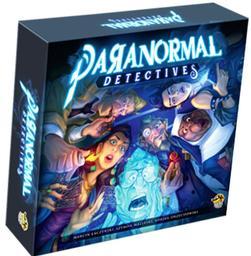 Paranormal Detectives |