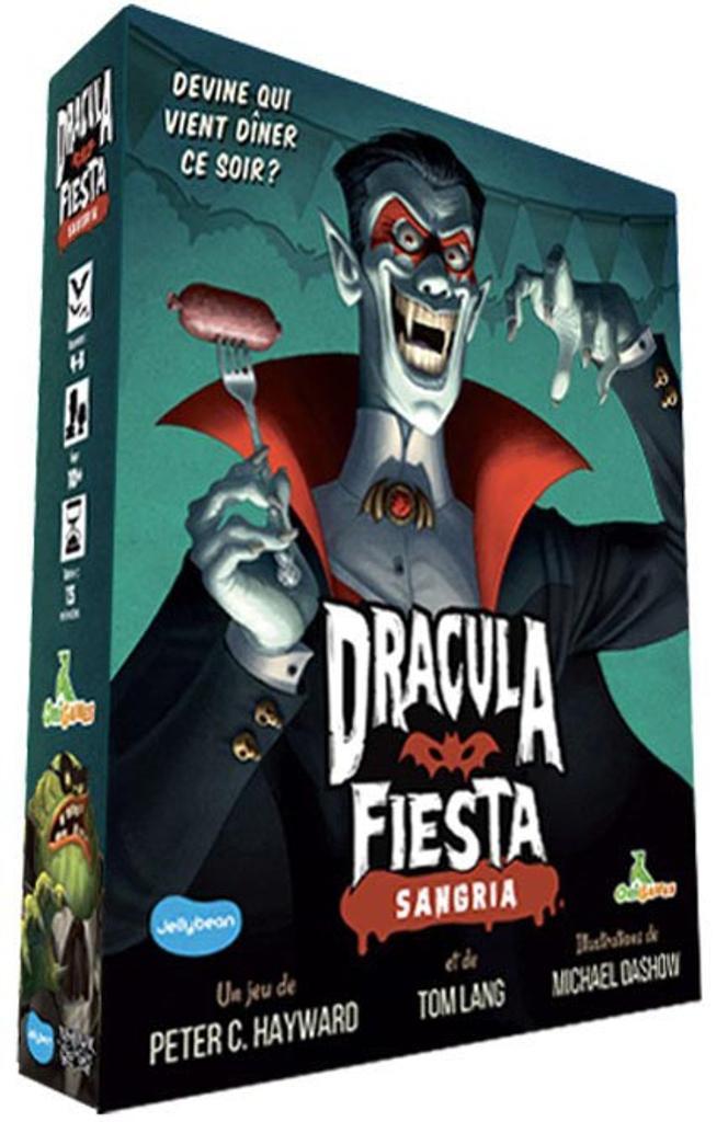 Dracula Fiesta sangria  