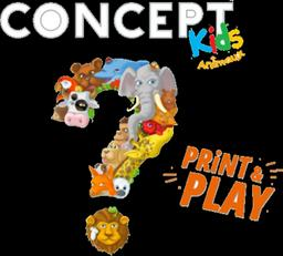Concept kids Animaux (démo) : Print & Play |