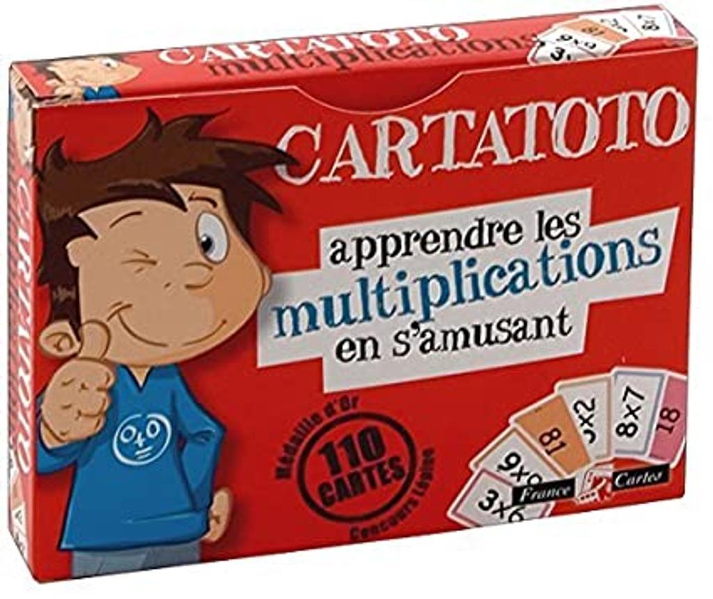 Les multiplications de Cartatoto  