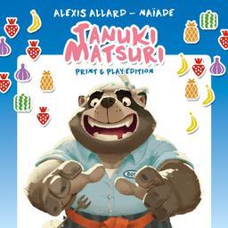 Tanuki Matsuri : Print & Play | Alexis ALLARD. Auteur