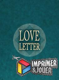 Love Letter : Print & Play | Seiji KANAI. Auteur