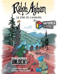 Unlock : Le foie de l'axolotl : Print & Play | Billy STEVENSON. Auteur