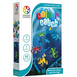 Gecko Gourmand : colour catch |