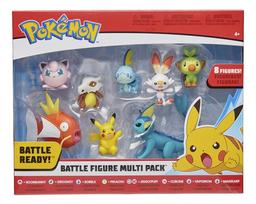 Lot de 8 figurines Pokemon |