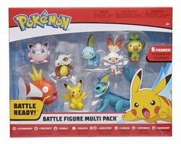 Lot de 8 figurines Pokemon  
