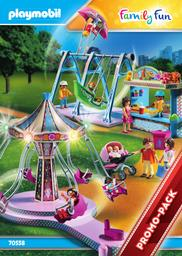 Playmobil parc d'attractions : family fun  