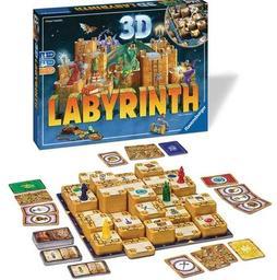 Labyrinth 3D  