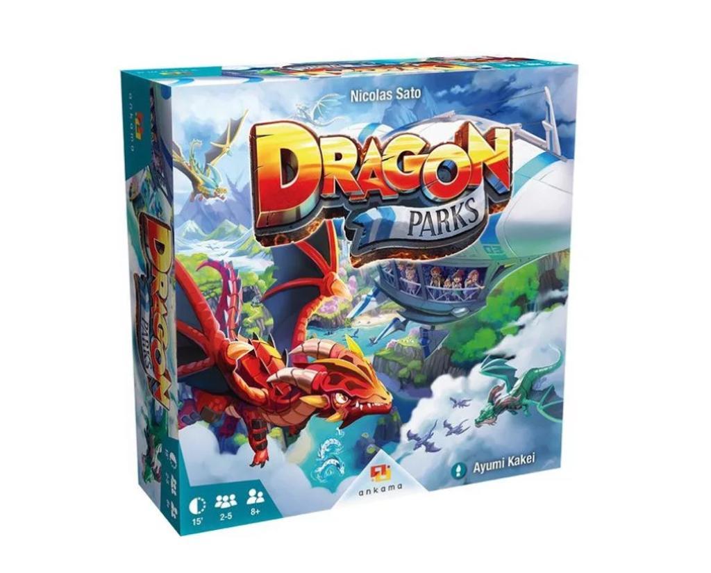 Dragon Park | Nicolas SATO. Auteur