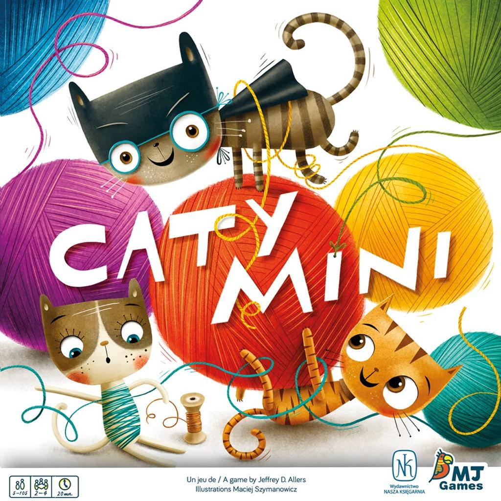 Caty Mini | Jeffrey D. ALLERS. Auteur