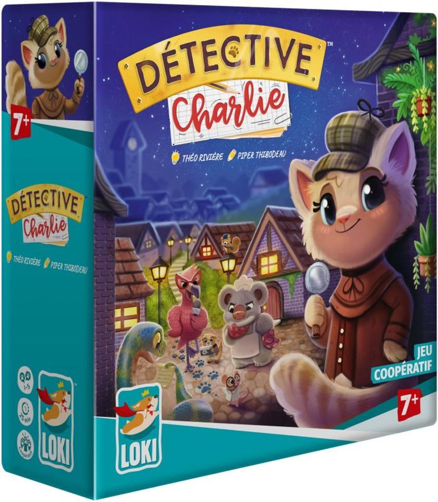 Détective Charlie |